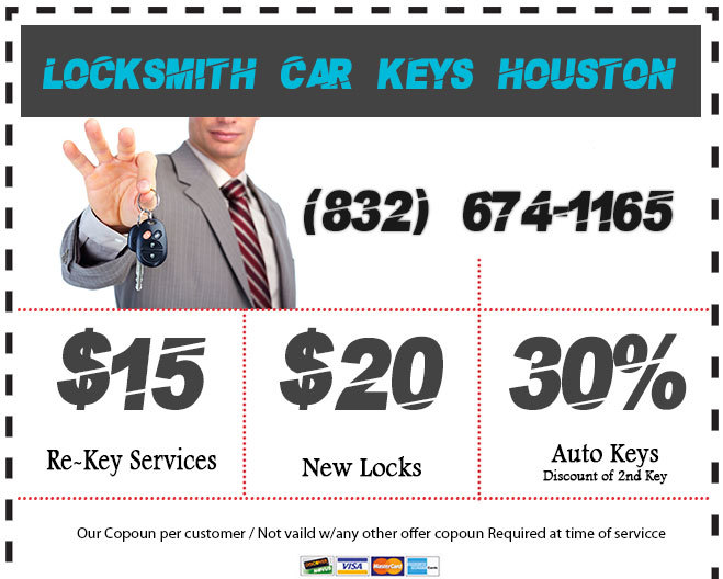 Locksmith Car Keys Houston Texas New Car Keys